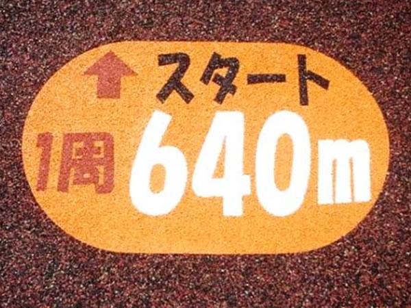 距離表示01